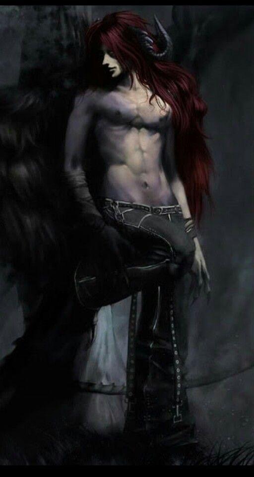Black male sexy vampire men