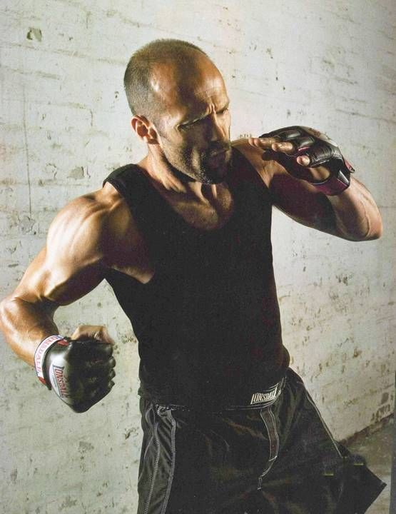 Mmm hello there biceps!! ...he's gotta be the finest thing walking this earth. #ThinkImInLove #JasonStatham