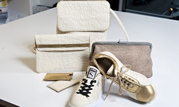 The innovators: With leather becoming a luxury, felt-like fibre Piñatex can be made into shoes, bags, chairs and even car upholstery