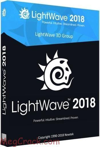 lightwave 2018 software free download with crack