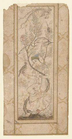 The Aga Khan Museum: Arts of the Book: Illustrated Texts, Miniatures - Ottoman, 16th century CE