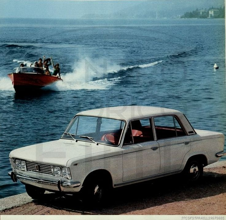#Fiat 125 (from Illustrato Fiat june 1967