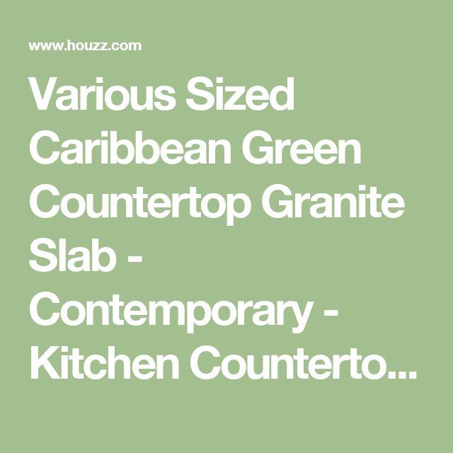 Green Kitchen Countertops: Best 25+ Green Countertops Ideas On Pinterest