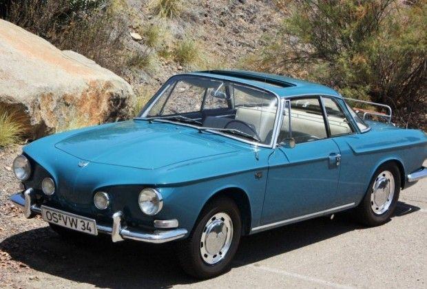 1965 VW Type 34