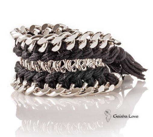NEW IN!  ROCK #bracelets collection