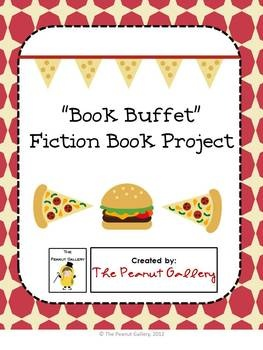 Inspire creativity and imagination in your students with this delicious fiction book report!Students will be creating their own foods as a vehi...