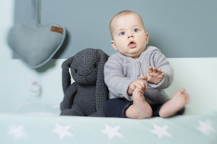 Baby's Only combineert traditioneel breiwerk met hip & tijdloos design zoals fijne boxkleden in zachte en neutrale kleuren. Speelgoed ruim je netjes op in een Baby's Only opbergzak. Combineer kleuren of artikelen uit dezelfde collectie voor een complete look.