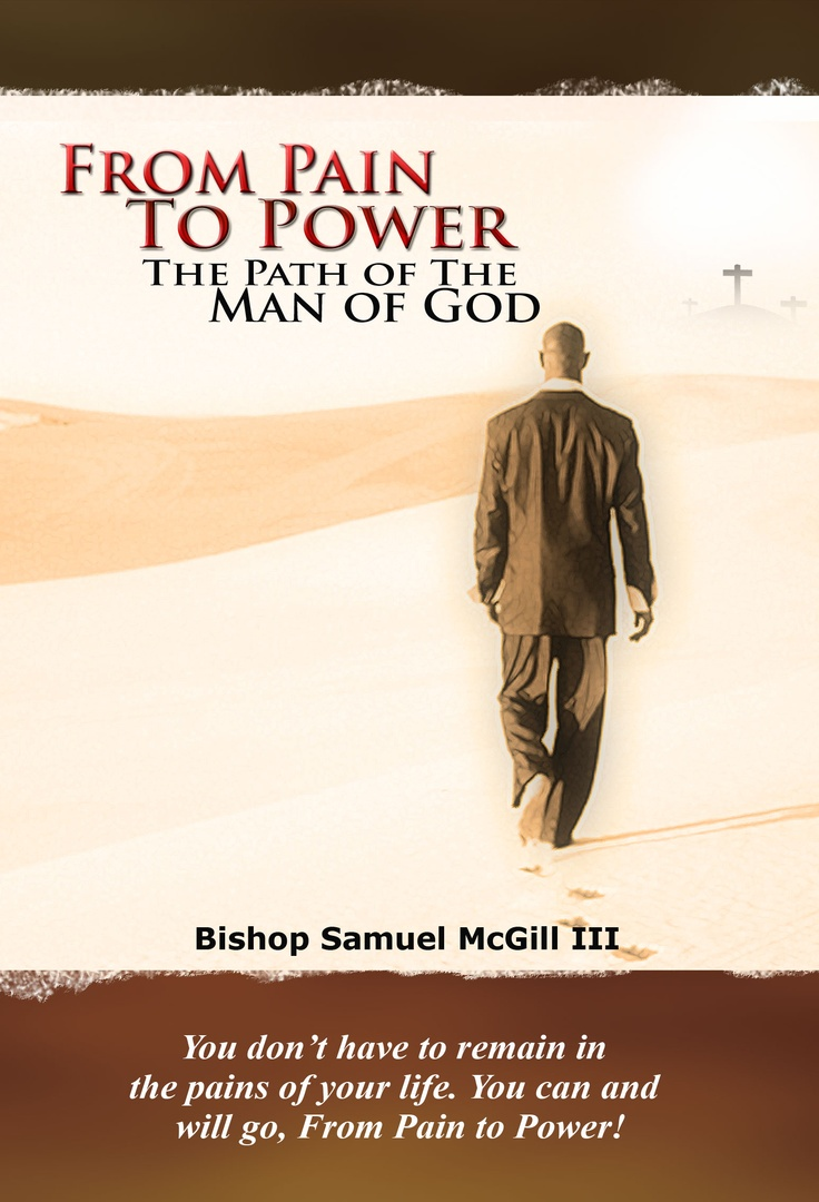 Book Cover: From Pain to Power: Books Covers, Book Covers