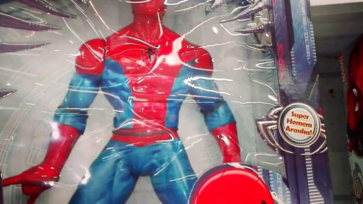 Hombre Araña Gigante De Juguete- Juguetes Spiderman Para Niños