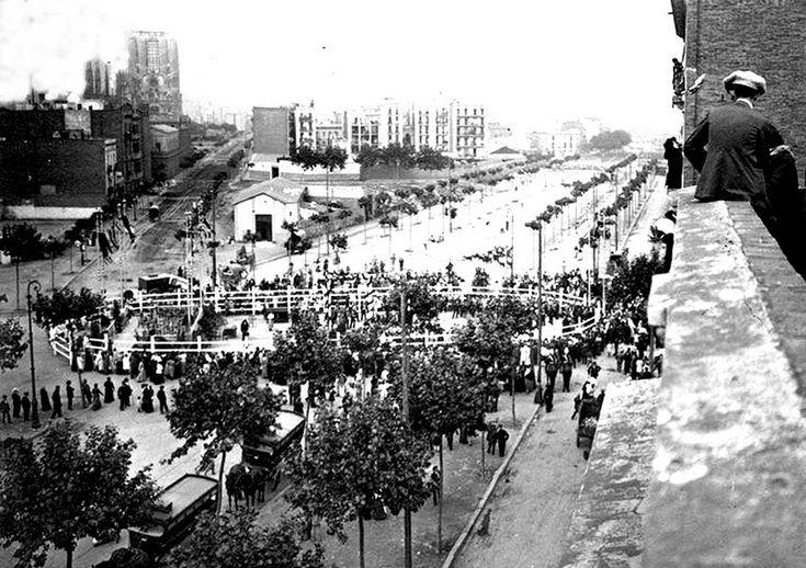Avenida Diagonal - Avinguda Diagonal - La Barcelona de antes