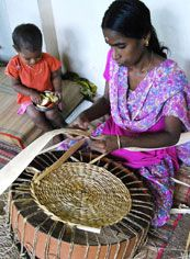 Design Resource - Banana Stem, Kerala - Making Process