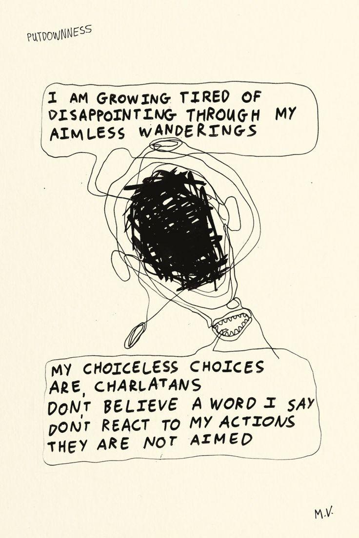 Putdownness 25 May 2015: Choiceless Choices