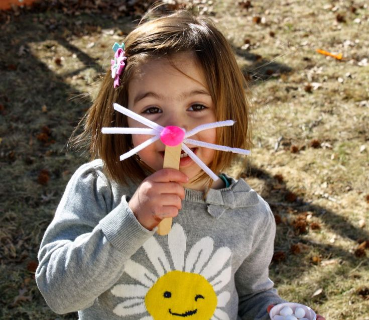 Cute Bunny Disguise Craft for Kids.  Easter Craft for Kids.  The Chirping Moms