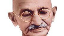 Anti-Plagiarism lesson from Mahatma Gandhi.