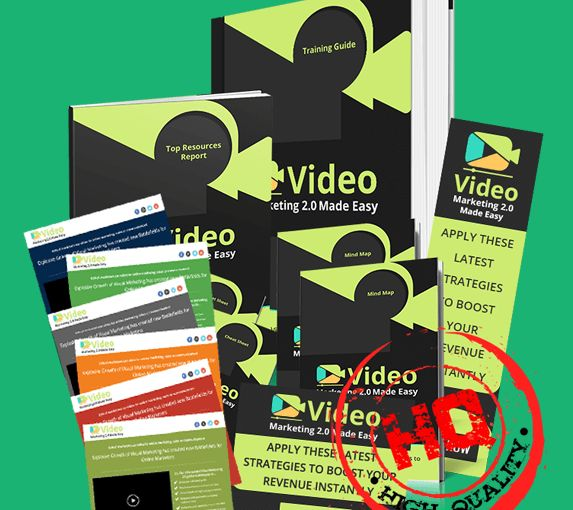 Video Marketing 2.0 Biz in a Box Monster PLR Review And Download – Slap Your Name onto Our Brand New, Up-to-Date, and Top-Quality Video Marketing 2.0 Training For Big Profits Week After Week On Autopilot And You Can Start Selling Your Own Top Notch & Exclusive Training Today