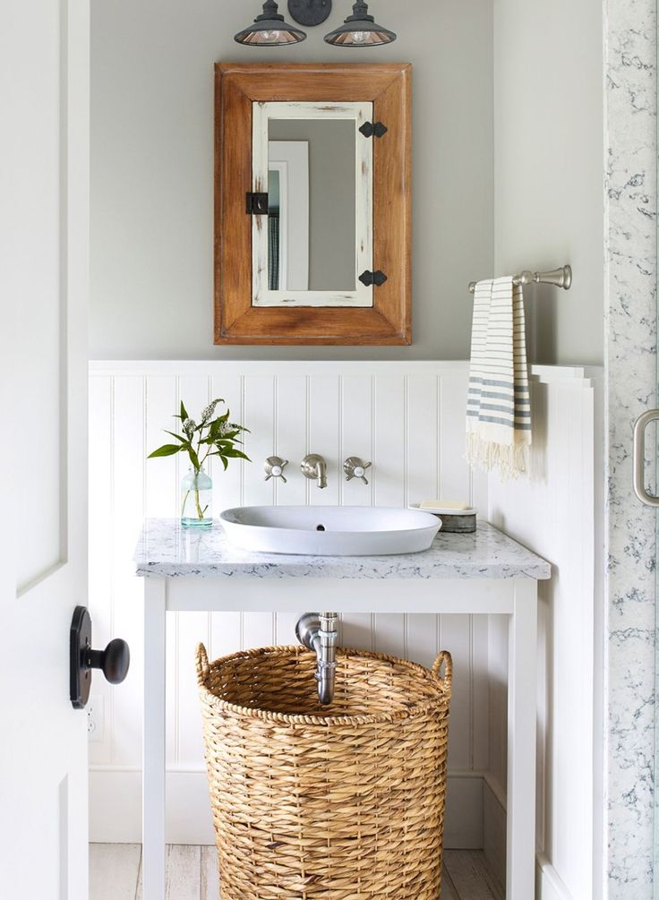 545 Best Images About Bathroom Inspiration On Pinterest White Vanity Creative Ideas And