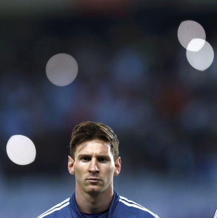 Messi Argentina vs. Uruguay Copa América Chile 16.6.15 #footballislife