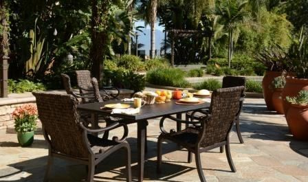 Mallin Patio Furniture Website With Images Patio Patio