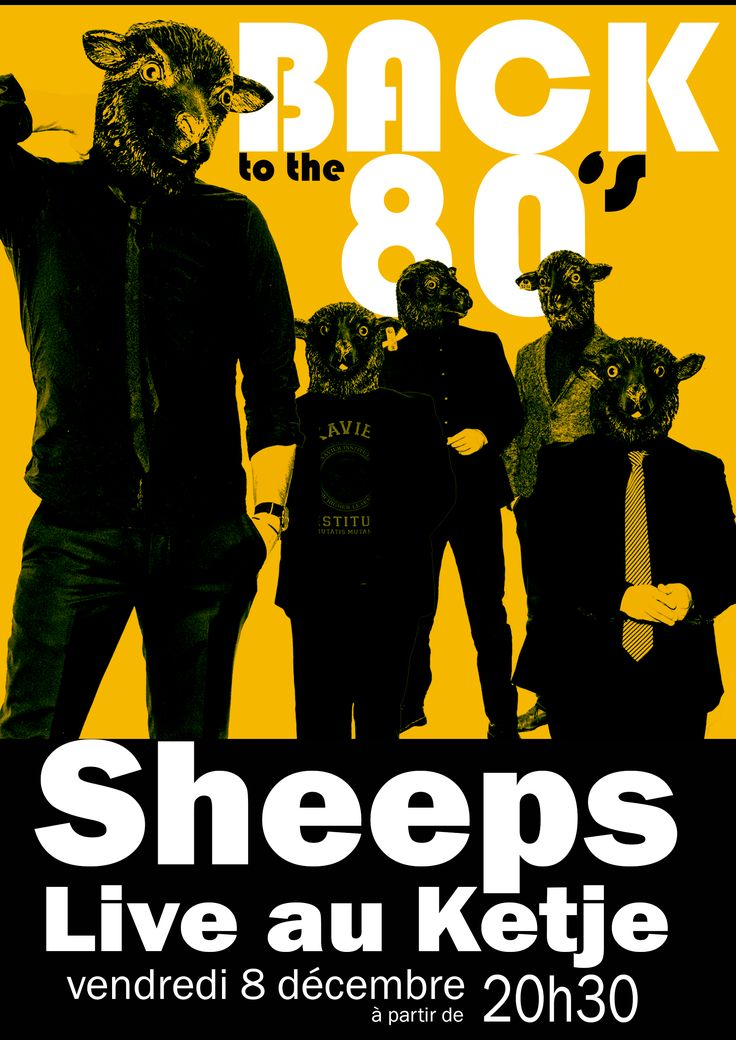 Sheeps Indie Pop Band - Live at The Ketje