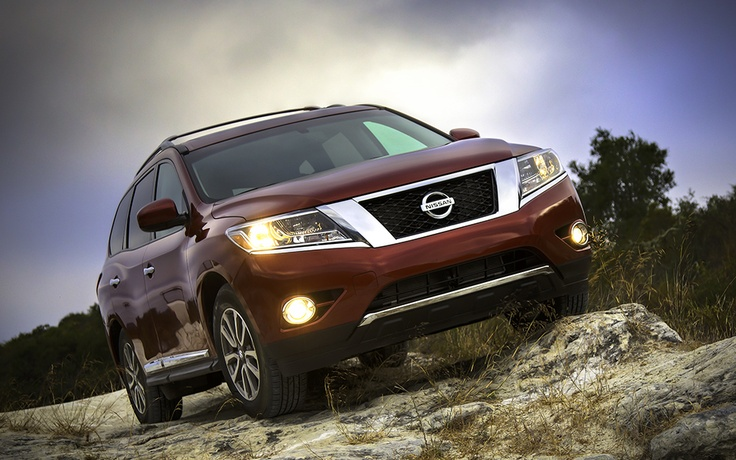 2013 Nissan Pathfinder - price announced!