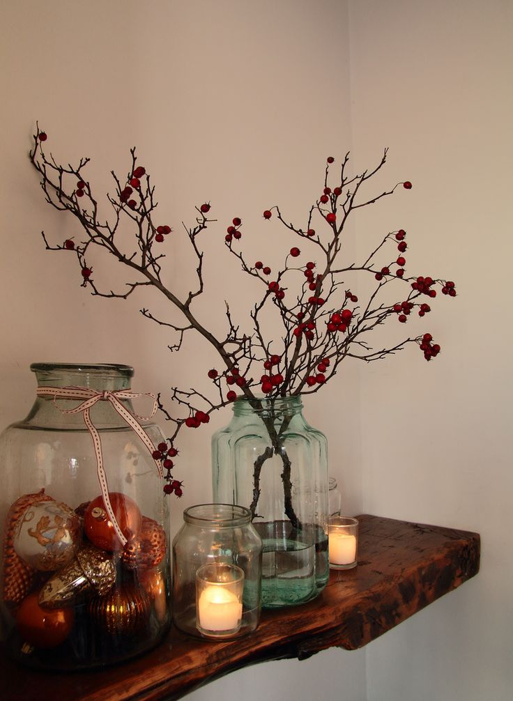 25 best ideas about red christmas on pinterest red for Rami natalizi