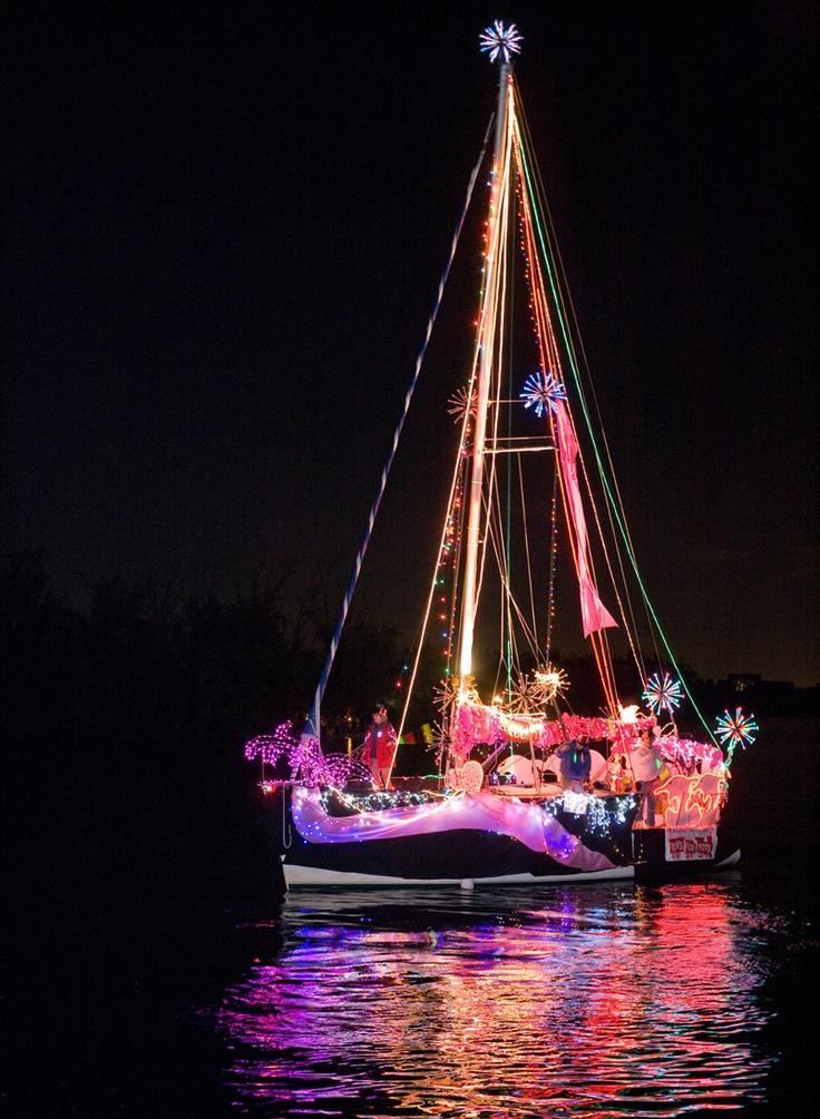 Holiday Boat Parade (Boca Raton, Florida)