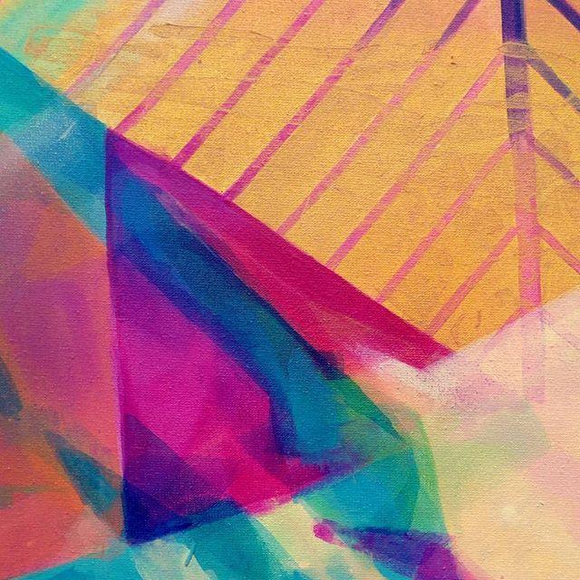 Gold Turquoise & Magenta close-up of acrylic painting  . . . .  #contemporaryart #homedecor #interiorstyling #livecolorfully #artforthehome #hotelart #modernpainting #homeart #setdesign #abstracts #modernpainting #interierovydizajn #obrazy #prettylittleinspo #illustrationdaily #visualsoflive #homeinthestudio #buyhandmade #interiordesire #walldecor #decorinspo #originalart #originalartwork #originalartworks #originalartforsale #originalarte #originalartists #originalartworkforsale…