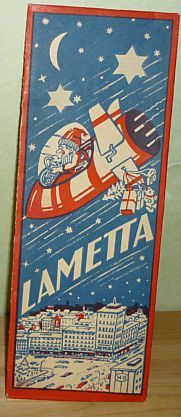 Alte Lametta Verpackung kaufen bei Hood.de