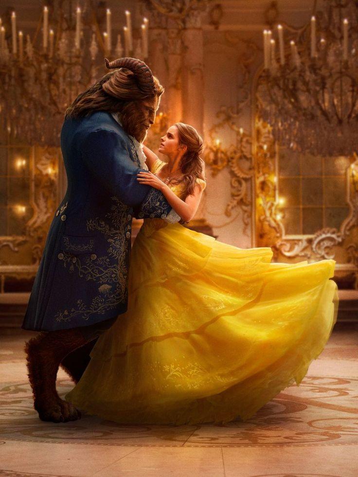 Эмма Уотсон спела для фильма «Красавица и чудовище»