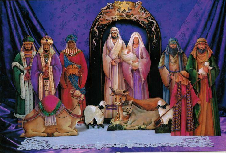 Tole Decorative Painting Christmas Elegance V3 Juliet Martin Nativity Book | eBay