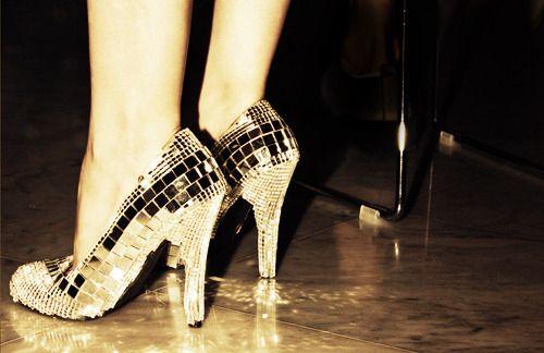 disco shoes: Mirror, Discos Ball, Disco Ball, Party Shoes, Discos Shoes, Ball Shoes, Danceshoes, Dance Shoes, High Heels