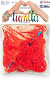 Elastice opace rosii