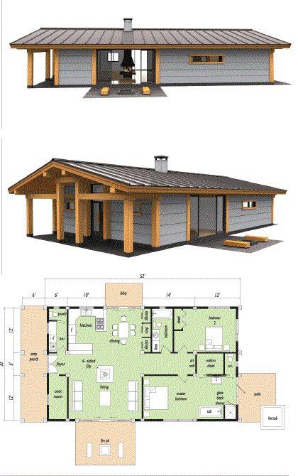 68 best castelnau maison images on pinterest home plans tiny