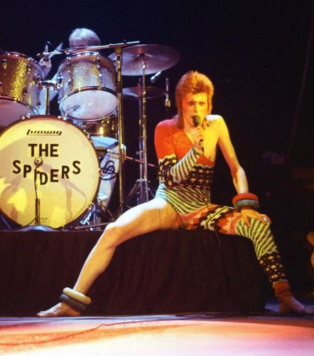 David Robert Jones, known by his stage name David Bowie, is an English musician, singer-songwriter, record producer, actor and arranger. Wikipedia Born: January 8, 1947 (age 67), Brixton, London, United Kingdom Spouse: Iman Abdulmajid (m. 1992), Angela Bowie (m. 1970–1980) Movies: Labyrinth, The Man Who Fell to Earth, The Prestige, more Children: Alexandria Zahra Jones, Duncan Jones