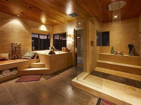 Best bathroom ever for the home pinterest woods for Best bathrooms ever