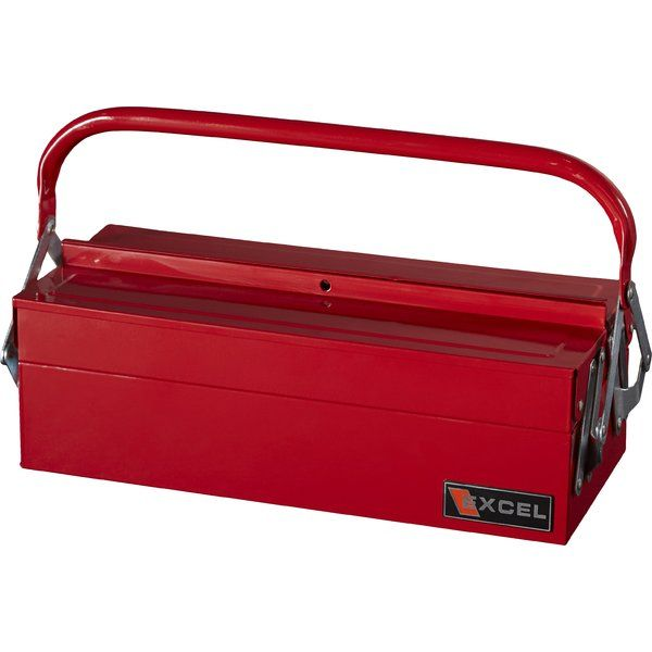 Excel Cantilever Portable Tool Box with 3 Trays & Reviews | Wayfair