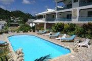 Residence des iles *** vue mer, piscine avec climatisation - Location Appartement #Martinique #Marin