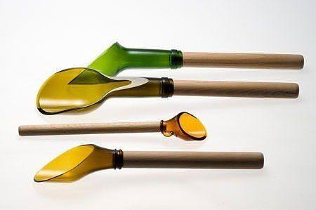Как разрезать ниткой стеклянную бутылку?