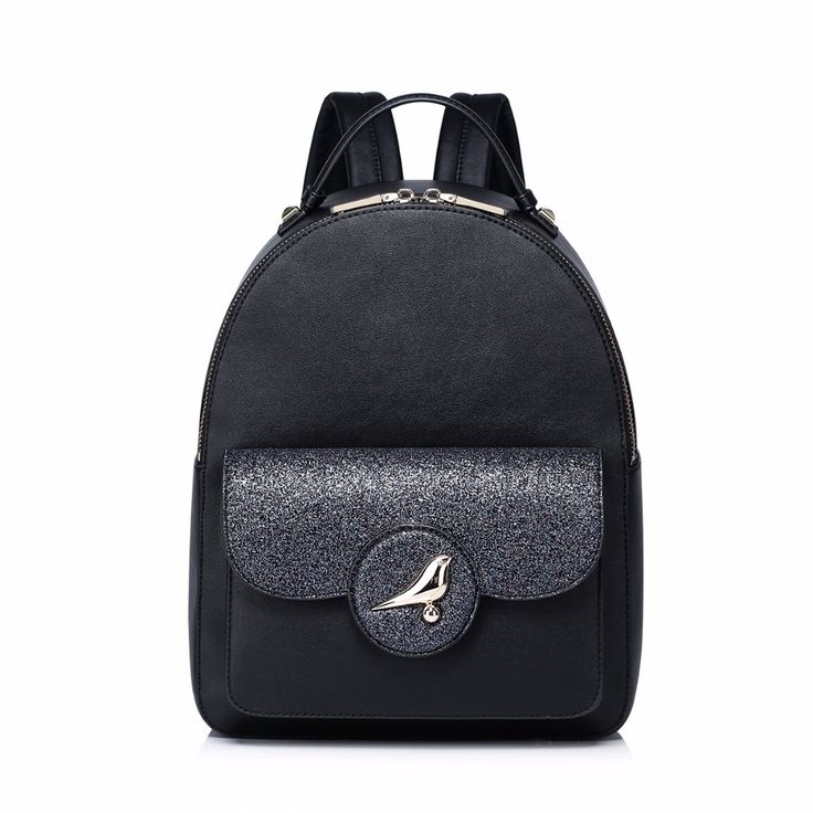 58.42$  Watch here - http://aiqne.worlditems.win/all/product.php?id=32796106704 - Hot Sale Women's Fashion PU Leather Casual Backpacks Daypacks Shoulders Bag School Girls Student Canary Night Flash