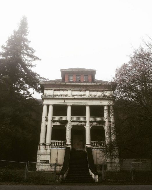 6 Creepy Abandoned Places You Can Visit In British