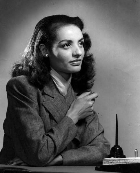 Ophelia DeVore (August 12,1922 - February 28, 2014) was the first African-American model in the United States. In 1946, she helped establish the Grace Del Marco Agency, one of the first modeling agencies in America.
