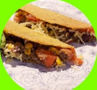 Gevulde Taco's recept | Smulweb.nl