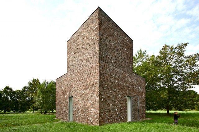 A&EB 26. Erwin Heerich > Insel Hombroich Museum, Neuss (Düsseldorf)