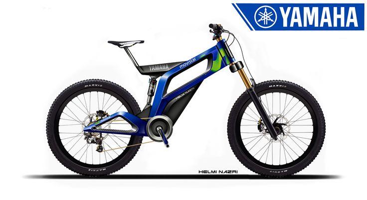 "Check out my @Behance project: ""YAMAHA Mountain Bike MOVISTAR"" https://www.behance.net/gallery/54910045/YAMAHA-Mountain-Bike-MOVISTAR"