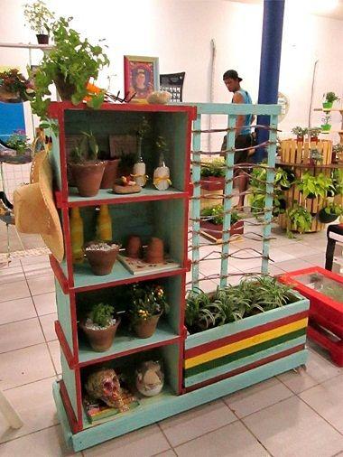 Best 25 estante para plantas ideas on pinterest estante - Estantes para plantas ...