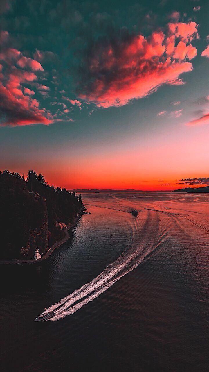 تراتيل على قبر مهدوم خلفيات عالية الدقة ايفون هواوي جلاكسي الجي شاومي 4k Background Sunset Wallpaper Nature Photography