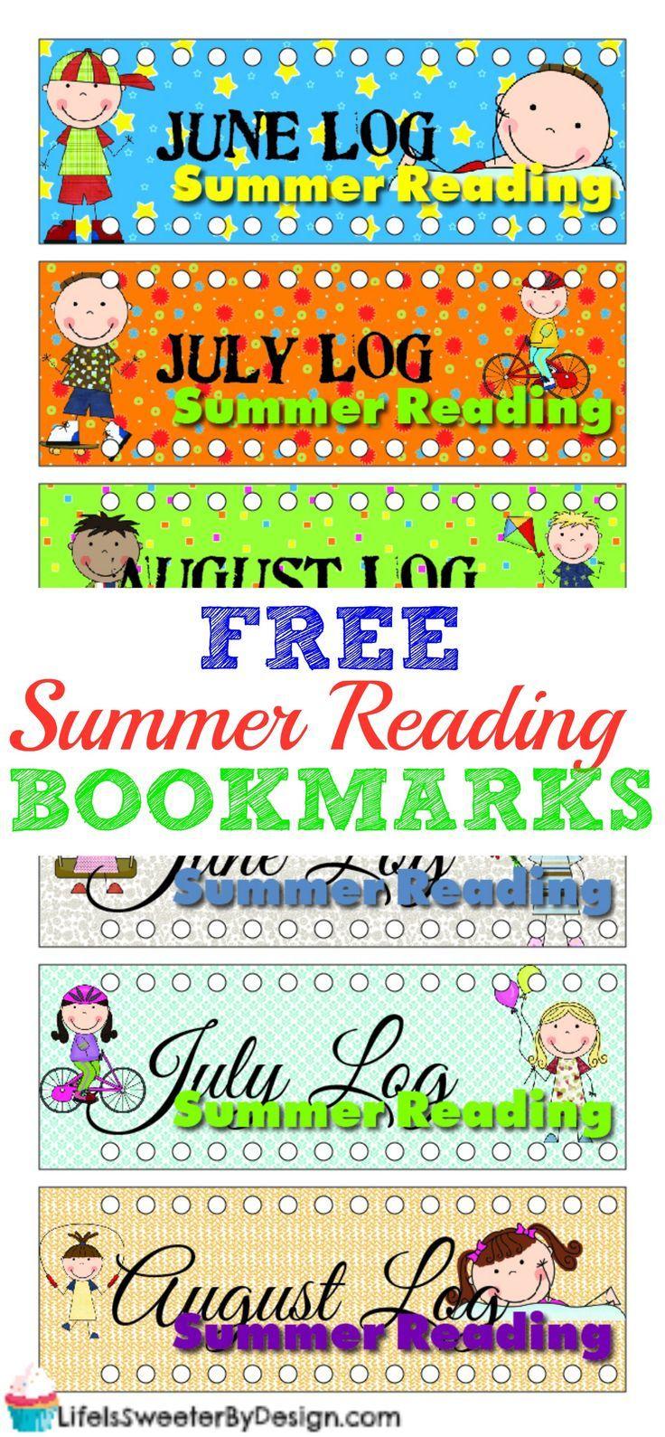 117 best Summer Printables images on Pinterest | Free printable ...