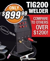 Best TIG bang for your buck on the market!