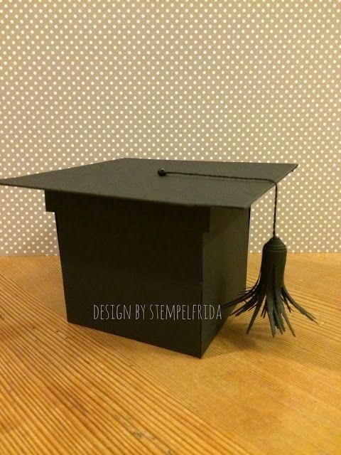 Stempelfrida: Doktorhut - Graduation hat                                                                                                                                                                                 Mehr