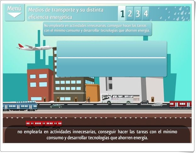 Medios de transporte y su distinta eficiencia energética (Plataforma Agrega)